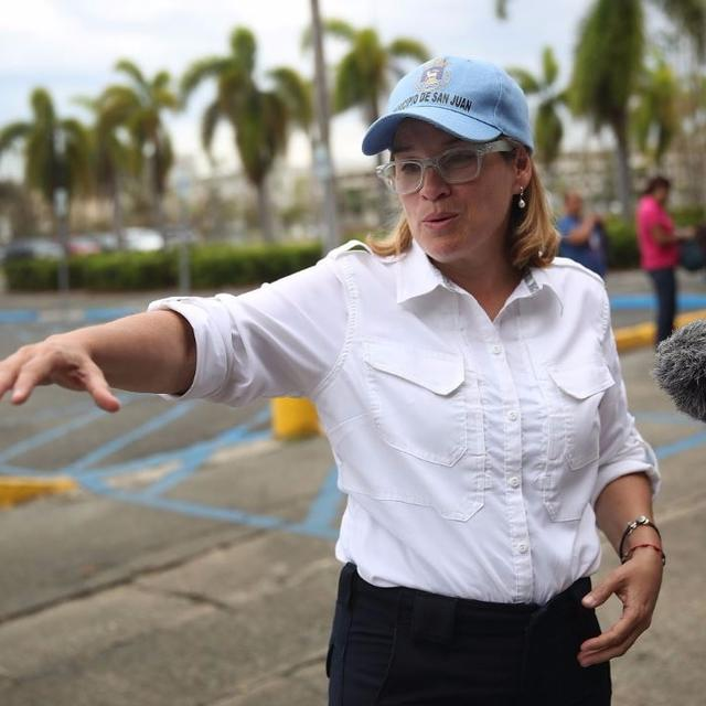 Trump attacks San Juan Mayor