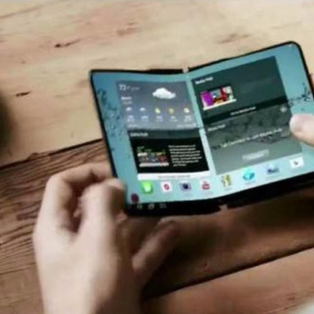 Samsung's foldable smartphone could feature an inward folding mechanism: Report