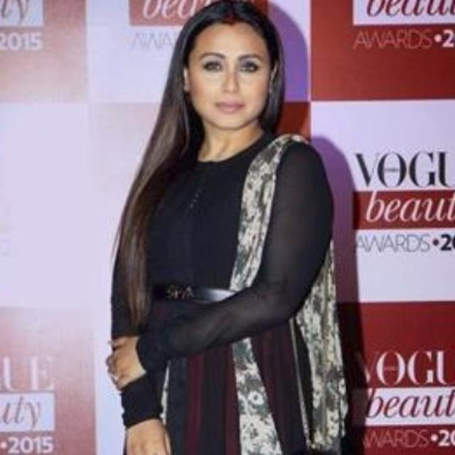 Rani Mukerji's father passes away