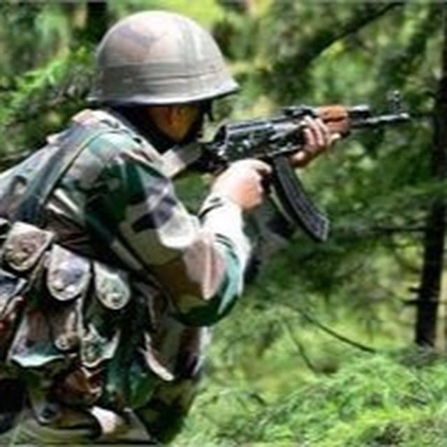 Pak Firing Continues For 3rd Day