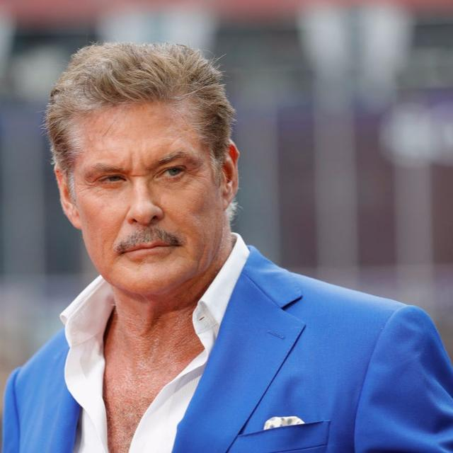 Fitness tips from Hasselhoff