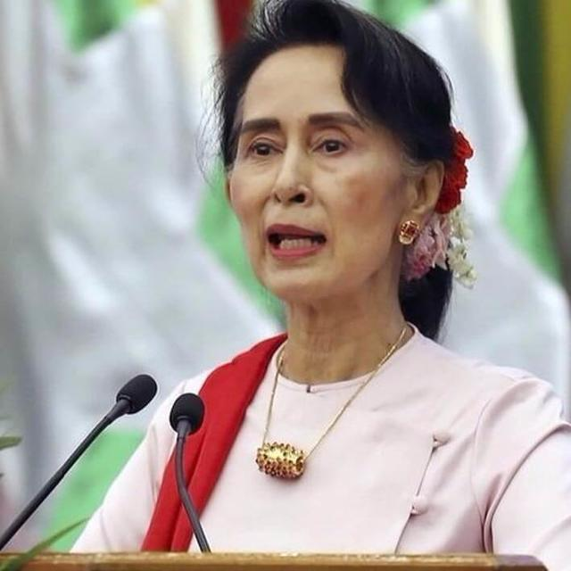 UN official expresses 'deep disappointment' in Aung San Suu Kyi