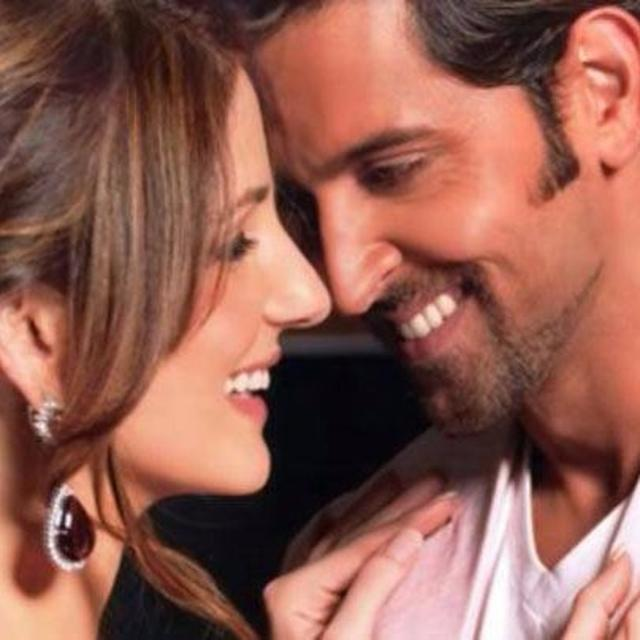 Hrithik & Sussanne Spotted again!