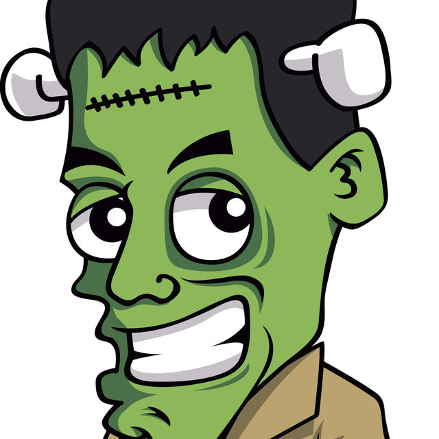 Is it a Trick or a Treat when you give birth to Frankenstein?