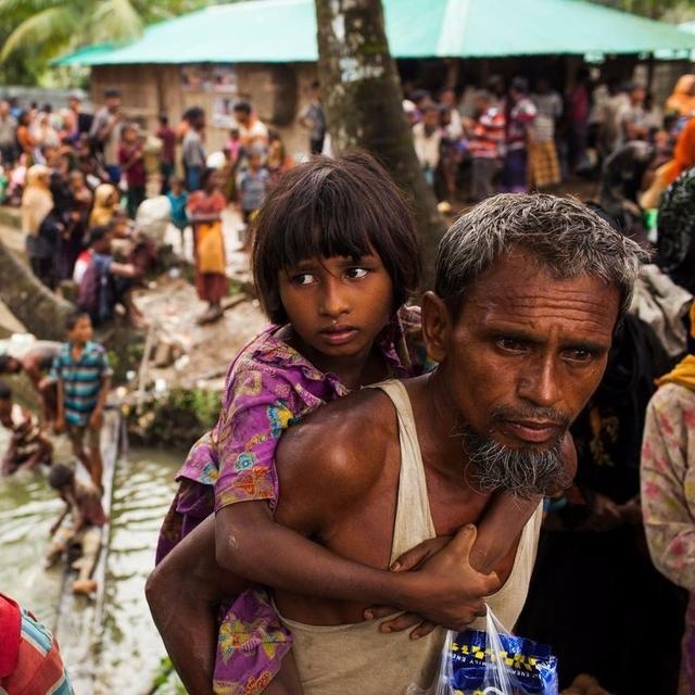UN refugee chief: Myanmar Rohingya must return as citizens