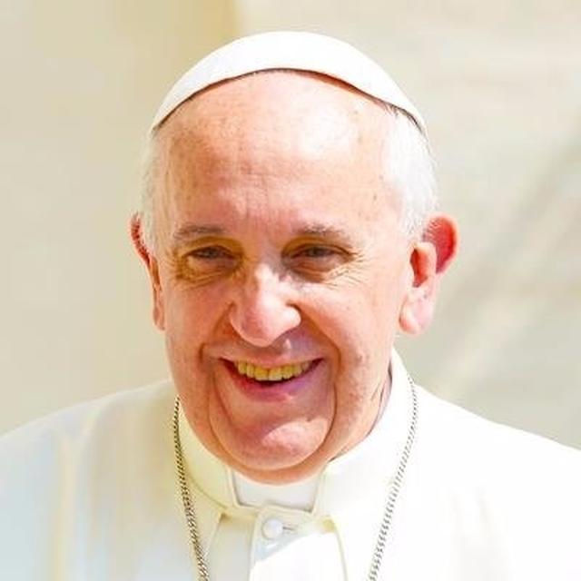 Pope Francis: Never again war, never again this useless tragedy