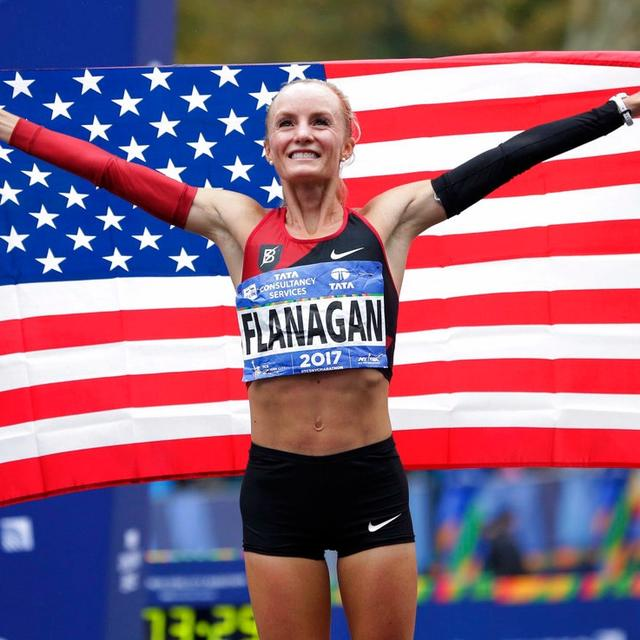 GOLD FOR USA IN NYC MARATHON