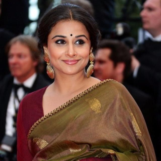 BOLLYWOOD IS SEXIST: VIDYA