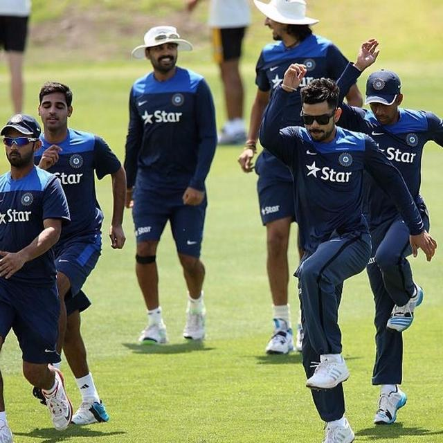 DNA TEST FOR CRICKETERS