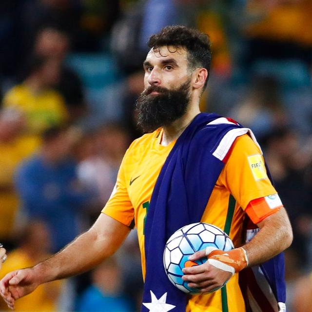 JEDINAK STARS FOR AUSTRLIA