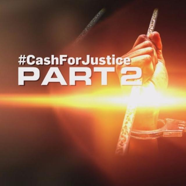 WATCH: THE FULL #CashForJustice PART 2