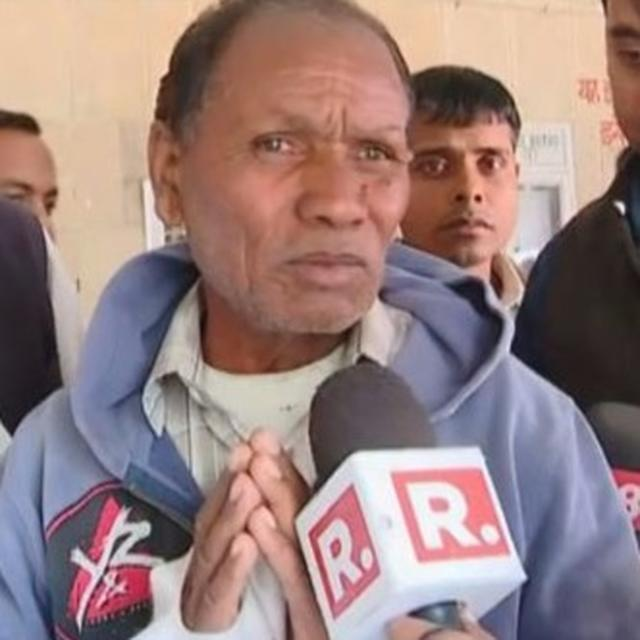 WATCH: 'WORRIED ABOUT ASHOK'S HEALTH'