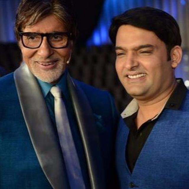 KAPIL GRATEFUL TO BIG B!