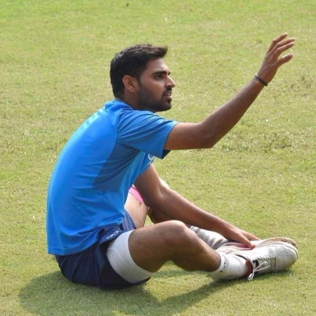 BHUVI TO GET HITCHED