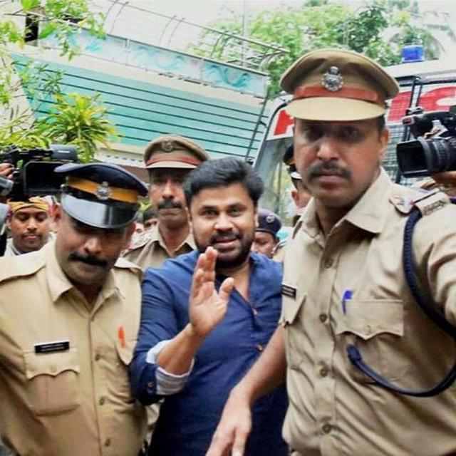 ACTOR DILEEP MOVES COURT