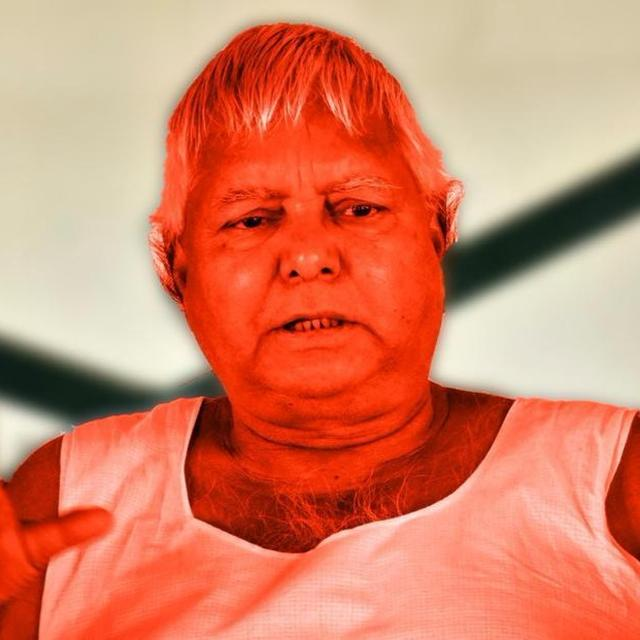 LALU PRASAD YADAV CONVICTED