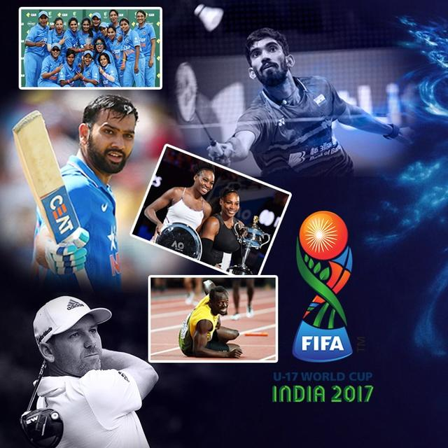 THE TOP-10 SPORTING MOMENTS OF 2017