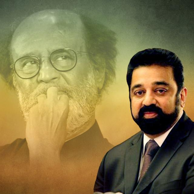 WILL RAJINI AND KAMAL FORM AN ALLIANCE?