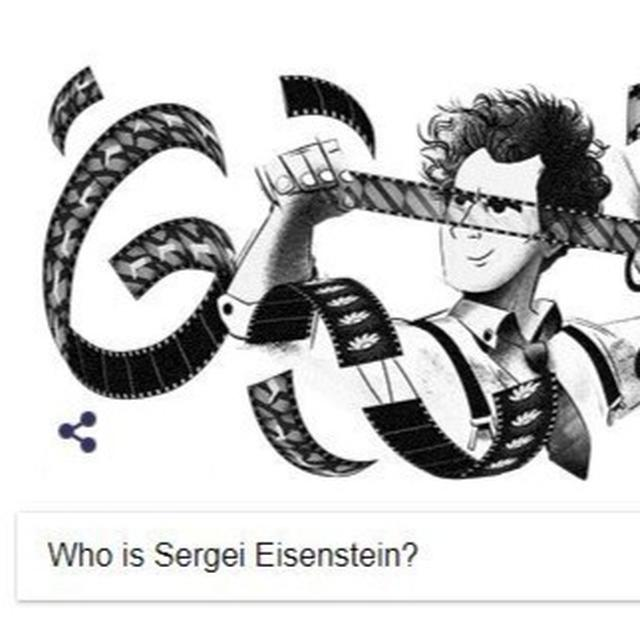 WHO IS SERGEI EISENSTEIN?