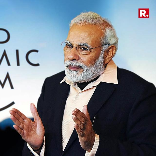 LIVE UPDATES: PM MODI AT DAVOS