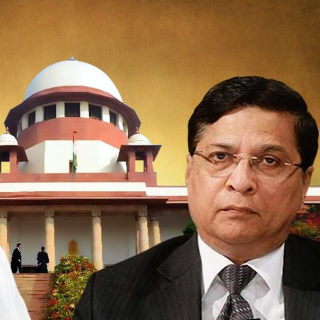 OPPN WORKING TO IMPEACH CJI