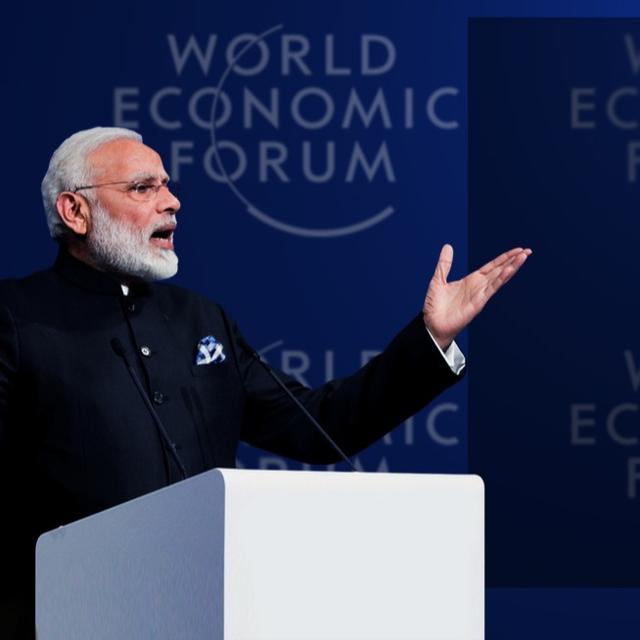 WATCH: PM MODI'S WEF SPEECH