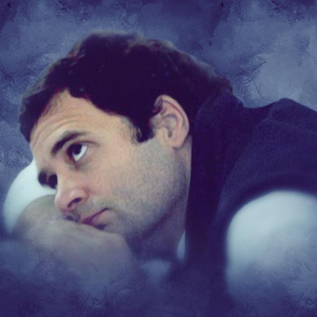 RAHUL GANDHI ALLOTTED FOURTH-ROW SEAT