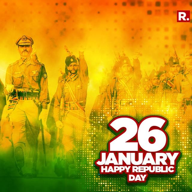 BEST OF REPUBLIC DAY PARADE