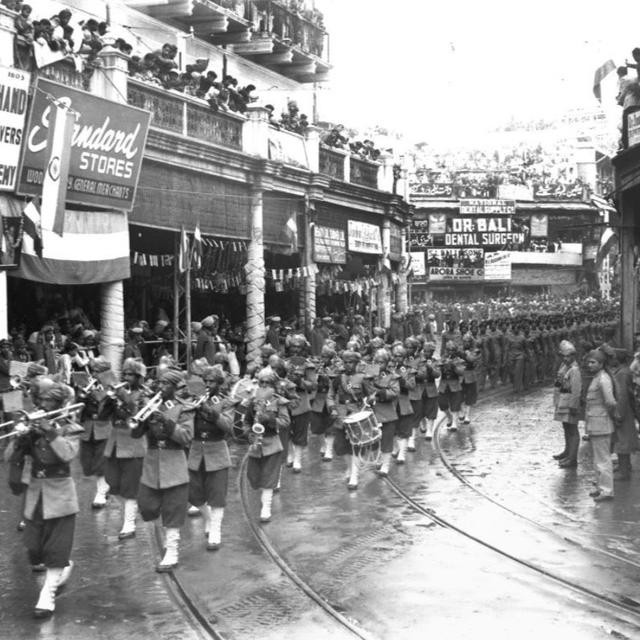 REPUBLIC DAY IN 1950!
