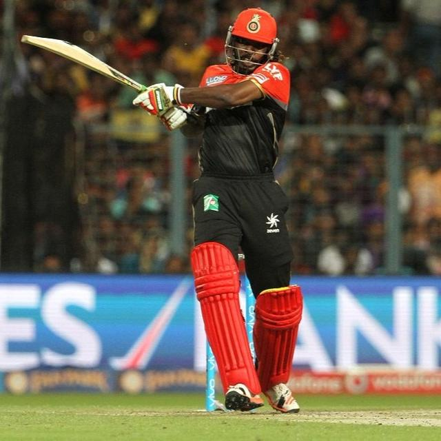 CHRIS GAYLE GOES UNSOLD
