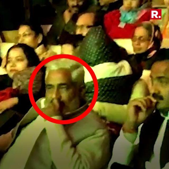 कासगंज को जलता छोड़, BJP को MLA म्यूजिक कॉन्सर्ट का ले रहे थे मजा..