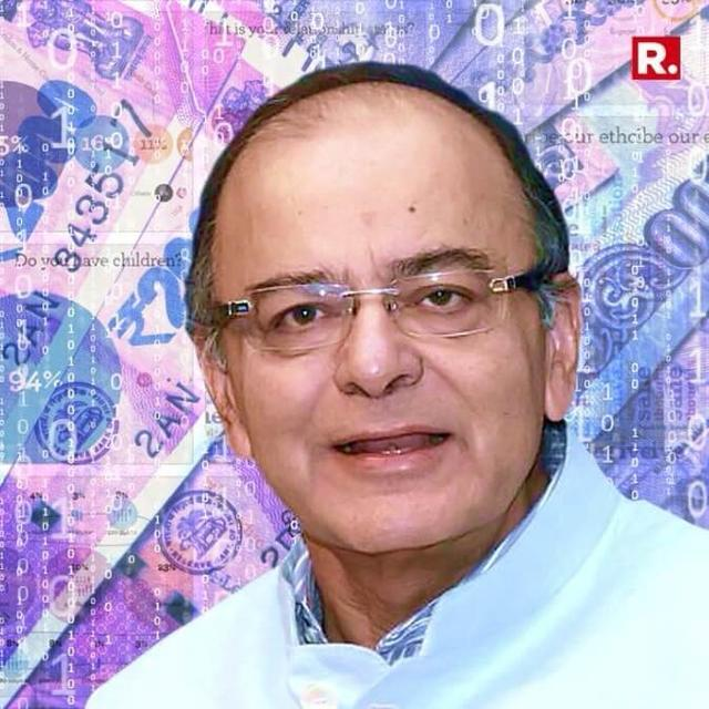 JAITLEY LEAVES FOR NORTH BLOCK