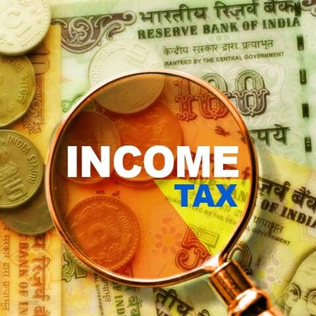NO INCOME TAX SLAB CHANGE!