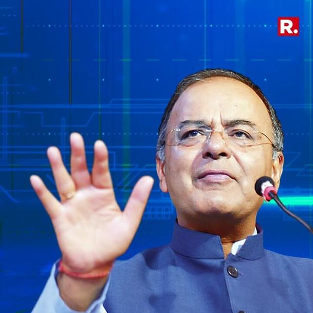 5 THINGS JAITLEY SAID AFTER BUDGET