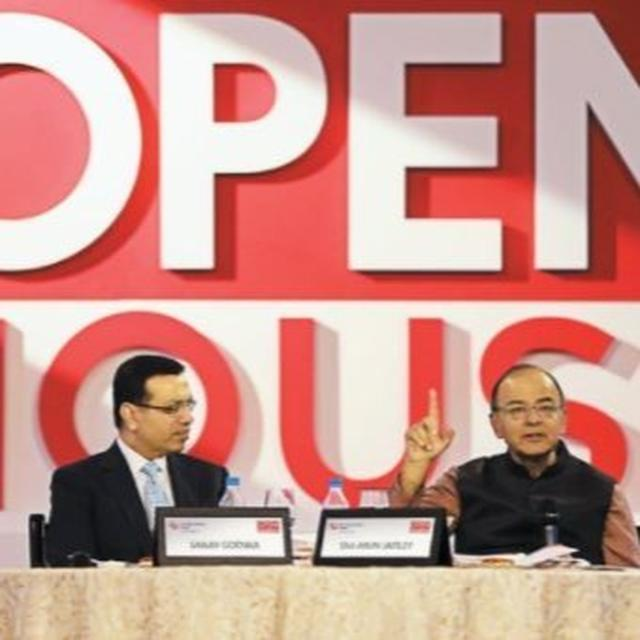 WATCH: OPEN HOUSE WITH FM JAITLEY