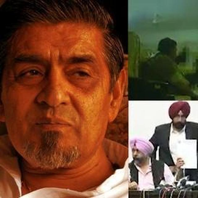 TYTLER CALLS STING VIDEOS 'MORPHED'