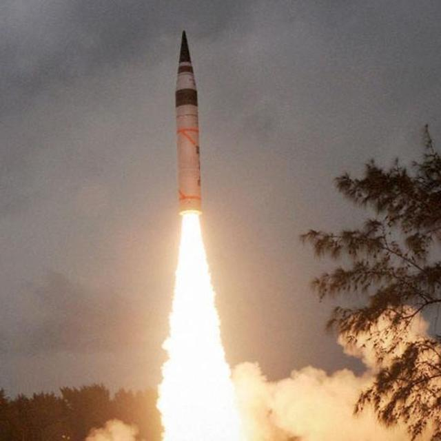 INDIA SUCCESSFULLY TEST-FIRES AGNI-1