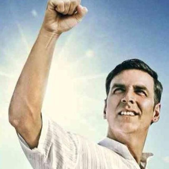 AKSHAY NOT FIRST CHOICE FOR PADMAN