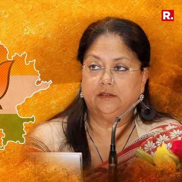 TROUBLE MOUNTS FOR RAJE?