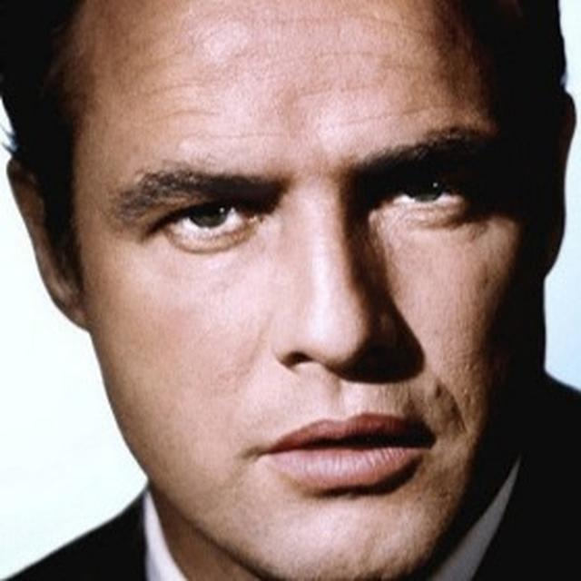 BRANDO HAD AN AFFAIR WITH THIS MAN