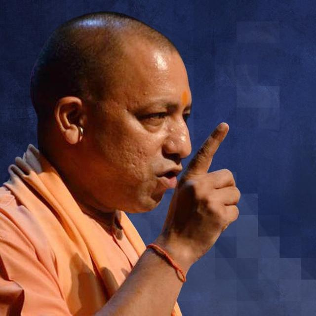 WATCH: UP CM ADVOCATES 'GUN LANGUAGE'