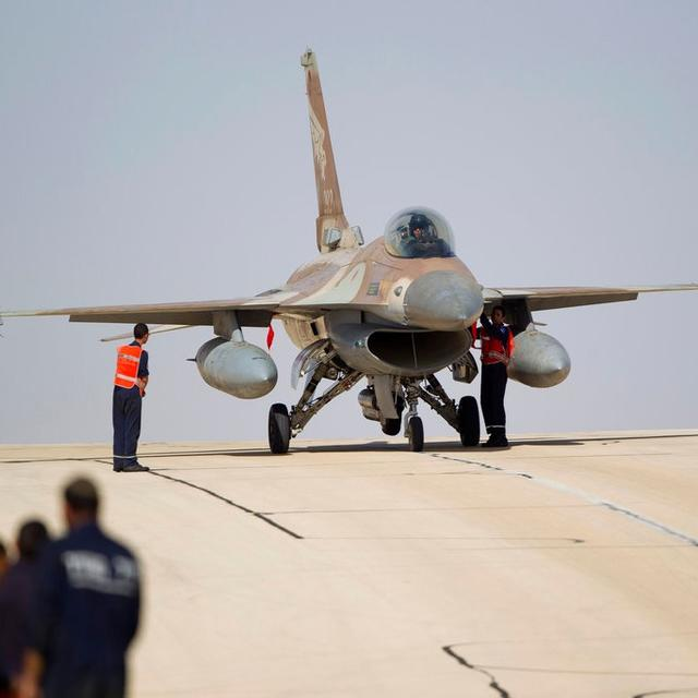 ISRAEL DOWNS IRANIAN DRONE AND STRIKES SYRIA