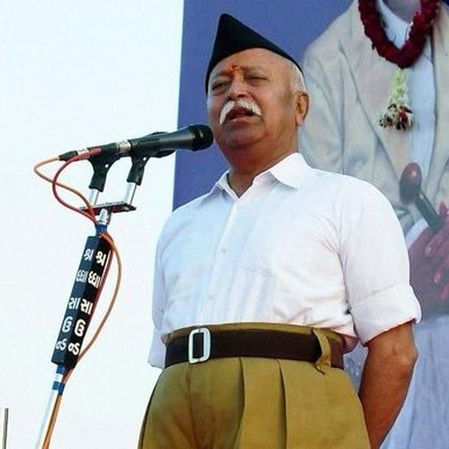 'RSS CAN PREPARE ARMY IN 3 DAYS'