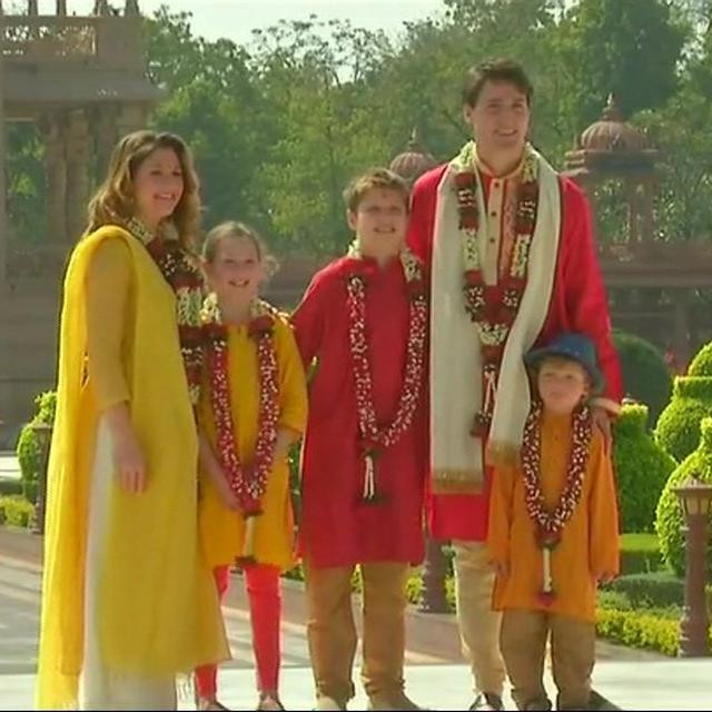 TRADITIONAL TRUDEAUS