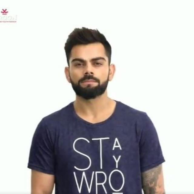 KOHLI'S HEARTWARMING MESSAGE TO ALL THE WOMEN
