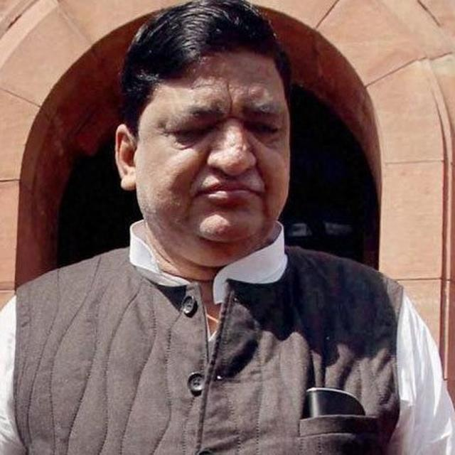 NARESH AGRAWAL JOINS BJP; MAKES SEXIST REMARK