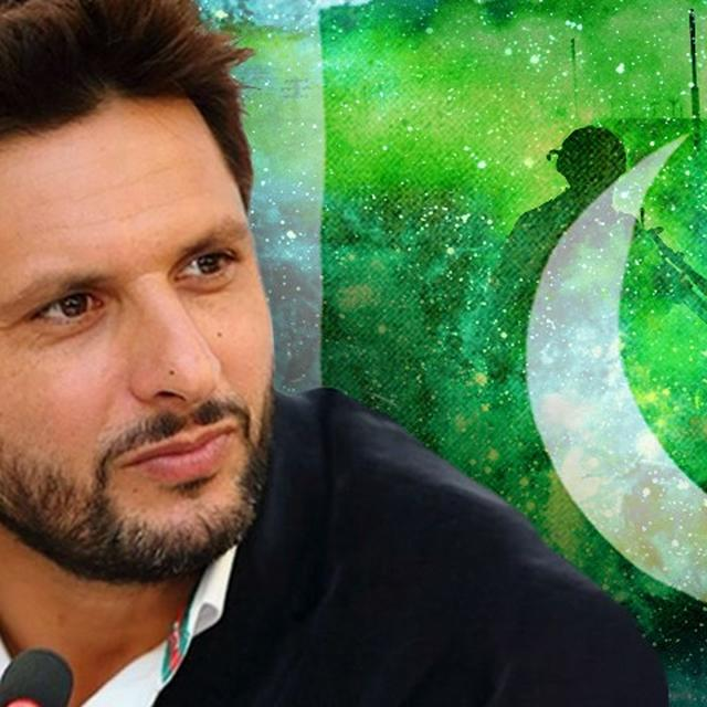 PAK ARMY-AFRIDI JOIN HANDS
