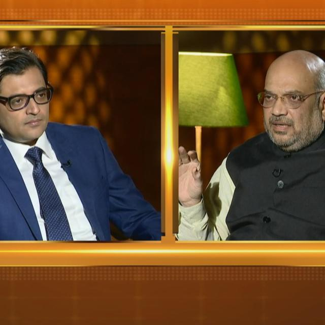 WATCH: AMIT SHAH BREAKS SILENCE ON LOYA DEATH CASE