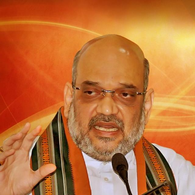 AMIT SHAH SPEAKS ON CONG'S IMPEACHMENT PLAN