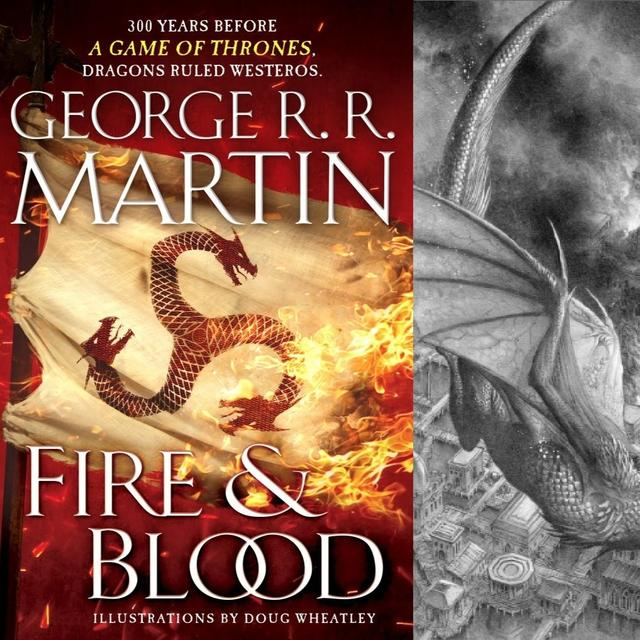 NEW GAME OF THRONES BOOK ANNOUNCED!